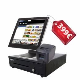 Caja Registradora con Impresora