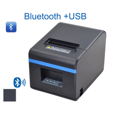 Impresora Bluetooth 80mm Térmica