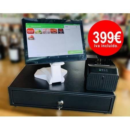 TPV Tablet Hosteleria / Comercios Pack