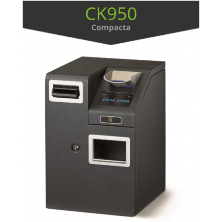 Cashkeeper CK950 ,tu cajón inteligente.