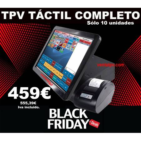 Tpv O2pos 3000 Pack Completo