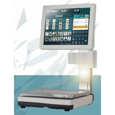 Balanza TouchScale XS 20I