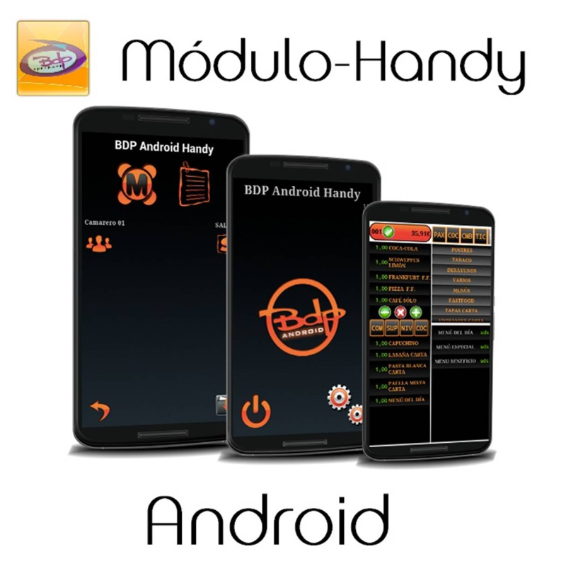 MODULO HANDY BDP