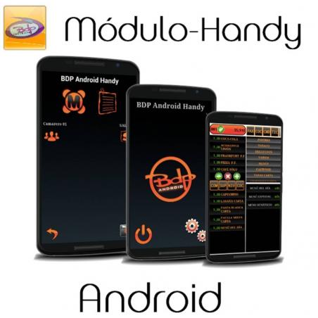Módulo BDP Handy para comanderas y tablets