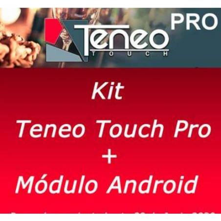 TENEO TOUCH Profesional + modulo Android