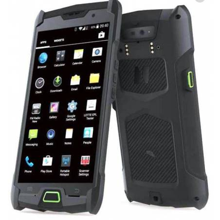 """SEWOO NBP-50 PDA 5""""Android 7.0 Qualcomm IP67 scanner2D Wifi BT 3G GPS"""