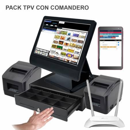 Tpv Comandero con PDA Hosteleria