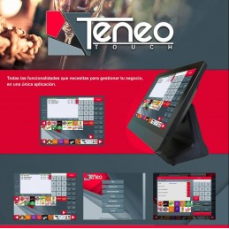 Software TENEO TOUCH para...