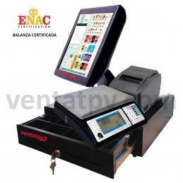 Tpv Pack Balanza 1000-A...