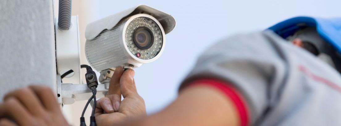 instalación camaras vigilancia