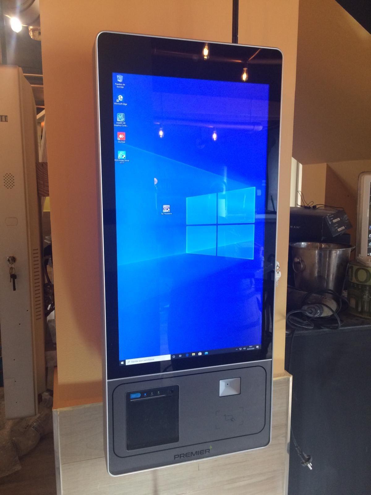 instalacion kiosko digital